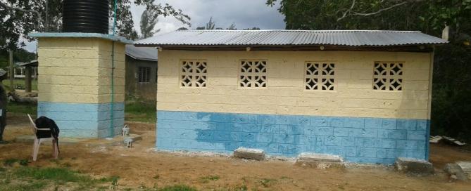 Wash, Shower and Go Baraka officieel in gebruik