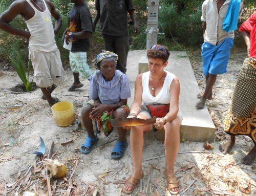 Pamoja Kenia is project van de week bij Wilde Ganzen