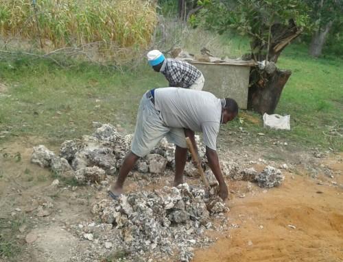 Nieuwsbrief Stichting Pamoja Kenia