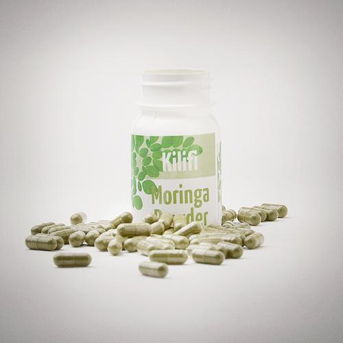 capsules moringa